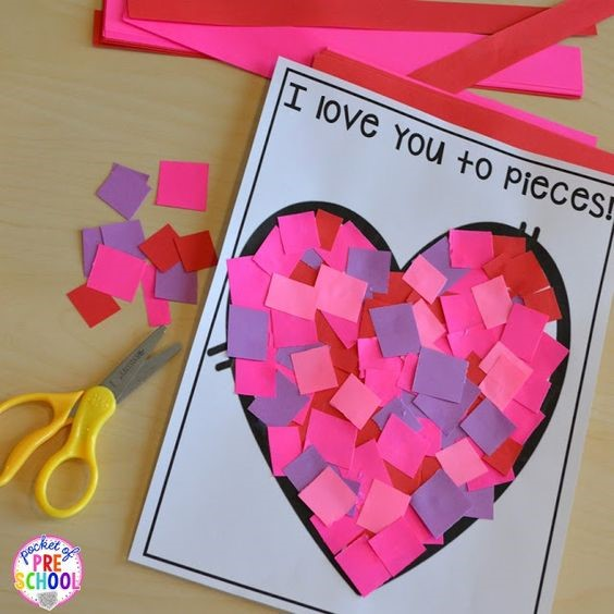 pieces-heart-card